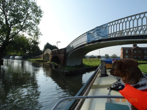 Braunston turn