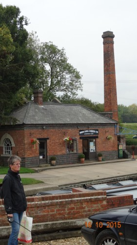 canal buildings on the Grand Union section at Braunston
