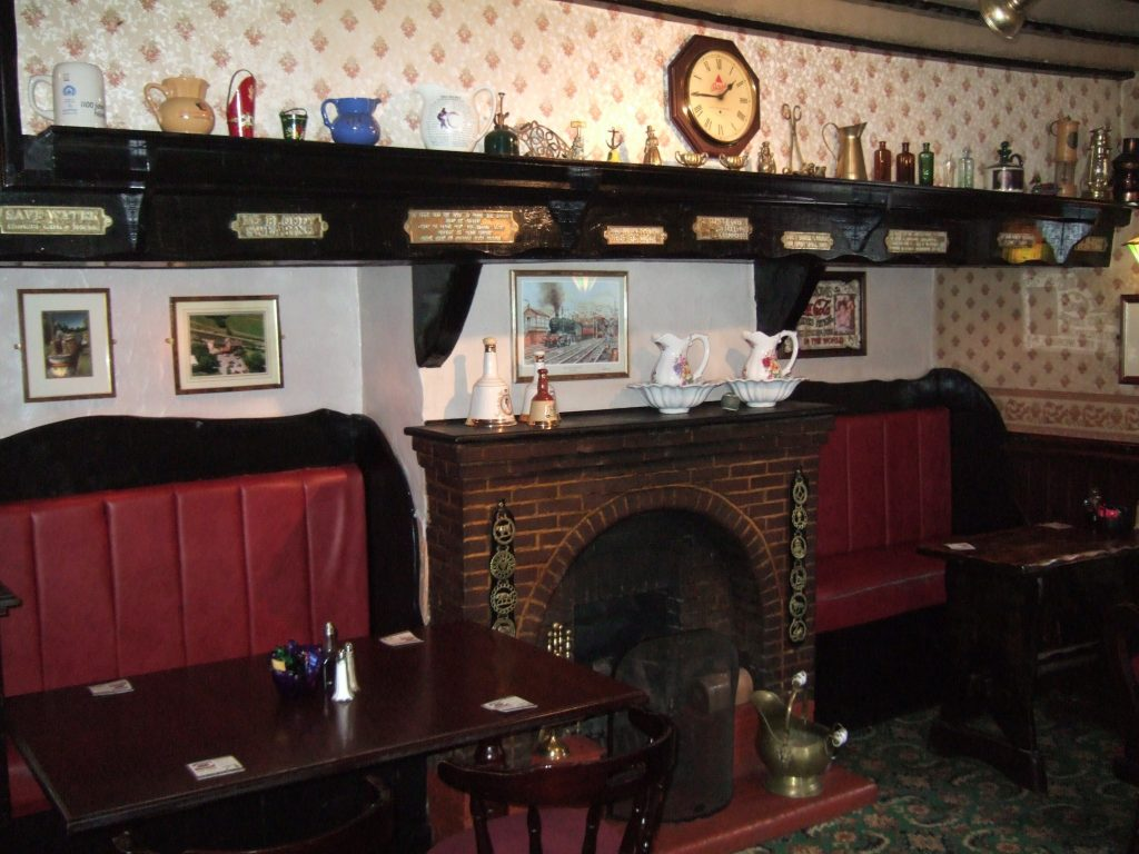 Inside the Dog and Doublet