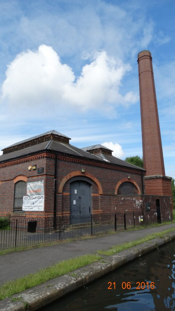 An old building at Smethwick