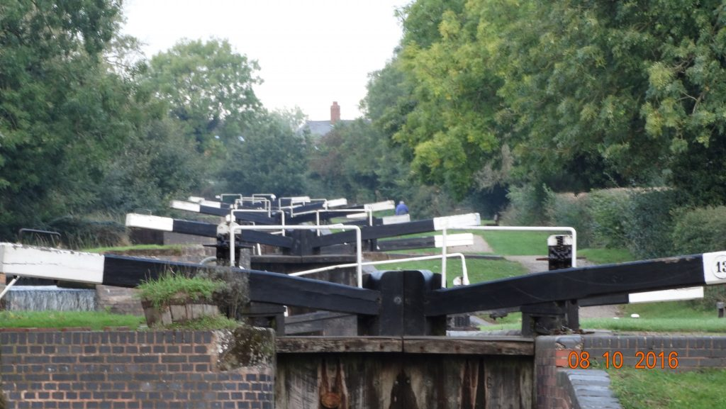 Lapworth locks